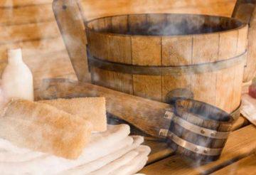 Achat de sauna authentique massif