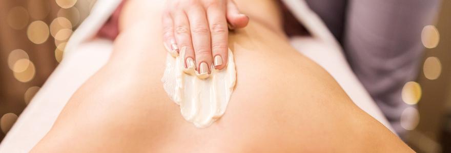 crème de massage